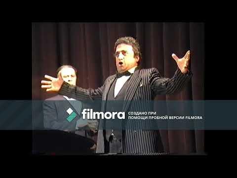 Aleksandre Khomeriki & Eldar Getsadze Otello duet 1993