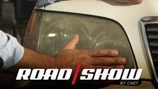 Your car has cataracts! Let's clean those hazy headlights thumbnail