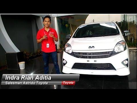 Perbedaan New Agya G Dan Trd Kijang Innova Luxury Toyota Tipe E Review Youtube