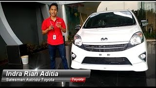 Perbedaan Toyota Agya Tipe E, G, dan TRD Review