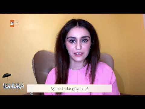Pfizer BionTech Aşısı olan Dr. Asalet Yener sorularımızı yanıtladı / Londra Aktü