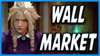 An In Depth Look At Don Corneo And Wall Market In FF7 Remake