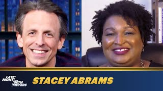 Stacey Abrams Exposes How Republicans Hold Onto Power Through Voter Suppression