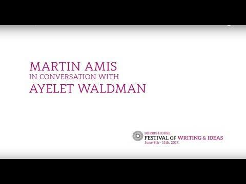 Martin Amis & Ayelet Waldman 2016