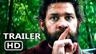 A QUIET PLACE Official Final Trailer (2018) Emily Blunt, Thriller Movie HD