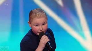 Video Britain's Got Talent 2016 S10E01 George Kavanagh 11 Year Old Stand Up Comedian Full Audition download MP3, 3GP, MP4, WEBM, AVI, FLV Oktober 2017