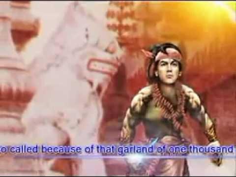 Shan  Song  :  Buddha 4 - Angulimala