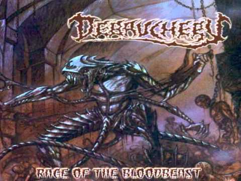 Debauchery - Armies Of Immortals