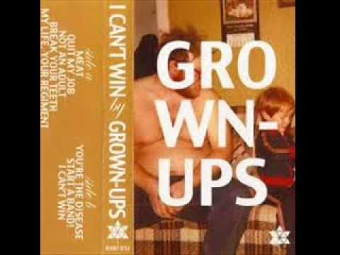 GROWN UPS - Start A Band