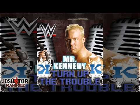 WWE Edit: Turn Up the Trouble (Mr. Kennedy) - DL with Custom Covers