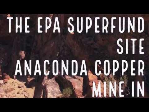Greenmedia82 Review The EPA Superfund Site Anaconda Copper Mine