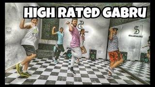 Nawabzaade: High Rated Gabru | beginners Dance choreography