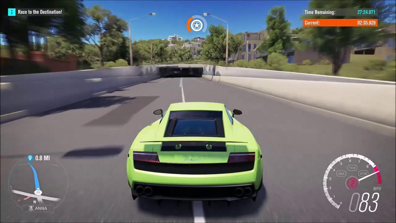 Forza Horizon 3 Lamborghini Gallardo Lp570 4 Superleggera Top Speed