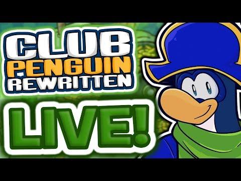 St. Patrick's Parade + Club Penguin Rewritten Meet-Up Live!