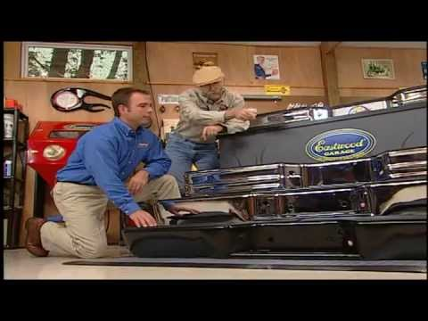 My Classic Car Season 9 Episode 11 (2005) - NPD talks bumpers for Ford pickup trucks!