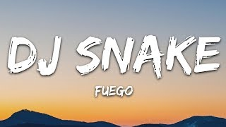 DJ Snake - Fuego (Lyrics) ft. Anitta, Sean Paul, Tainy