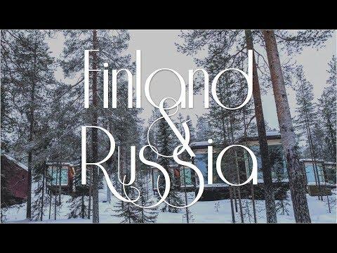 芬蘭+俄羅斯:臥鋪 哈士奇 聖誕老人 雪上摩托車 動物園 冬宮