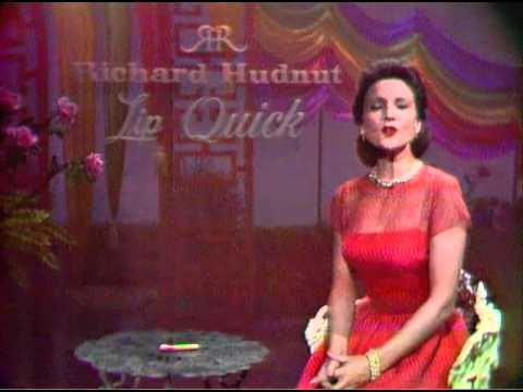1959 Betty White commercials in color