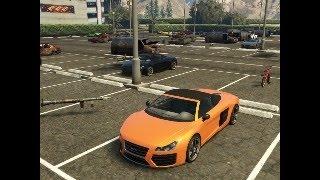 GTA Online ,, Schießerrei mit vielen Sportwagen  ,, Part 50 benjulian1 ( PS3 ) / mit King_Luki_Stoni