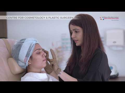 Aestheticlinic: Centre For Cosmetology: Kokilaben Hospital, Mumbai