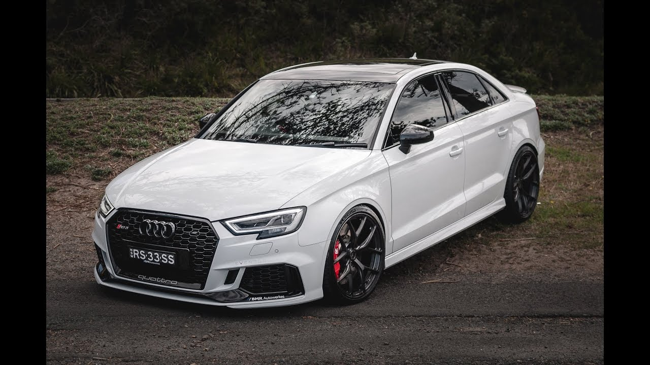 Audi Rs3 Sedan 2018 Modifications And Build Video Youtube