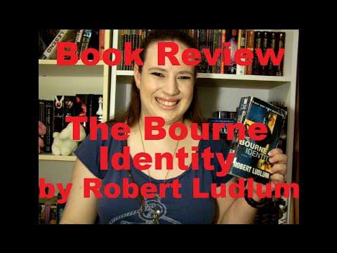 Book : The Bourne Identity by Robert Ludlum