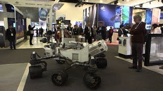 Moon village the first stop to Mars: ESA