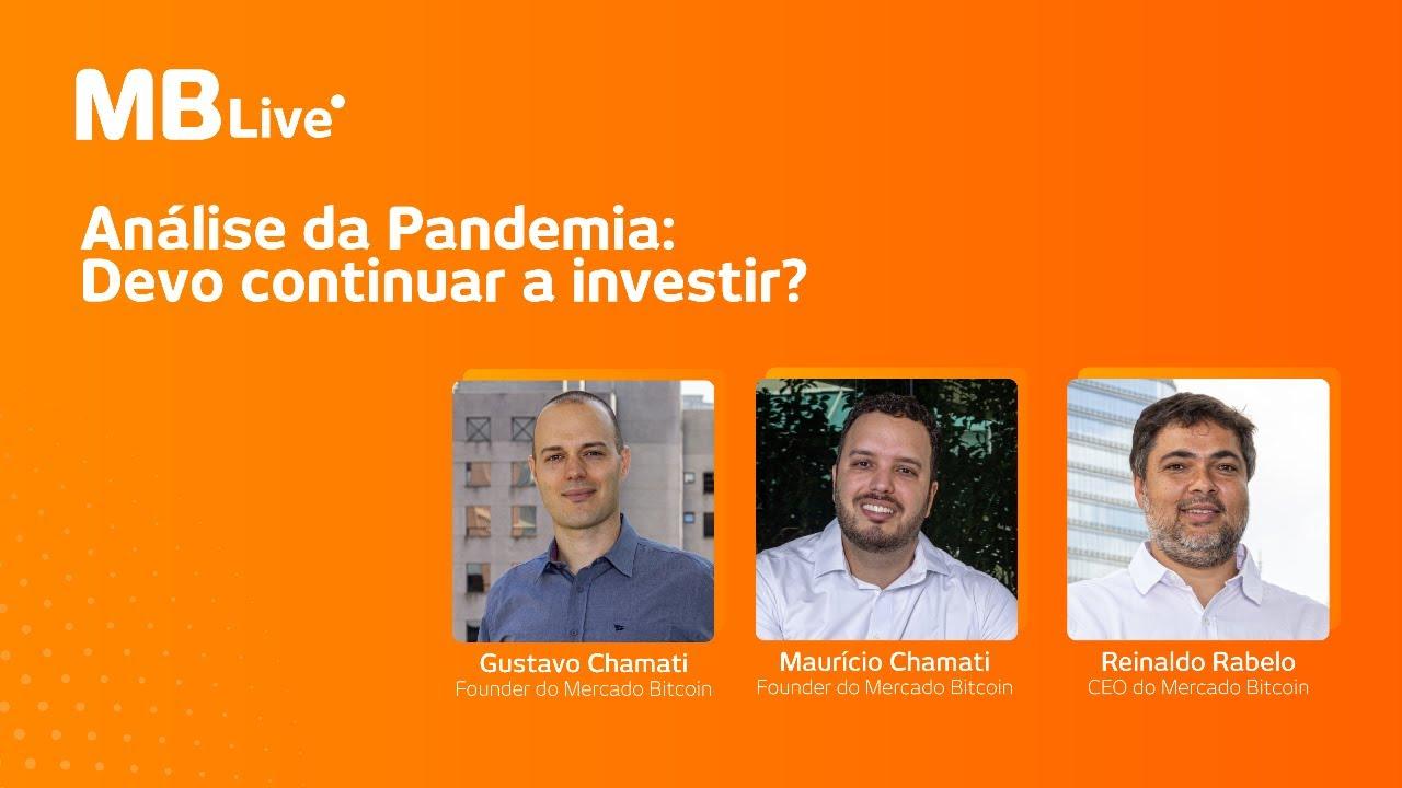 MBLive - Análise da Pandemia: devo continuar a investir?