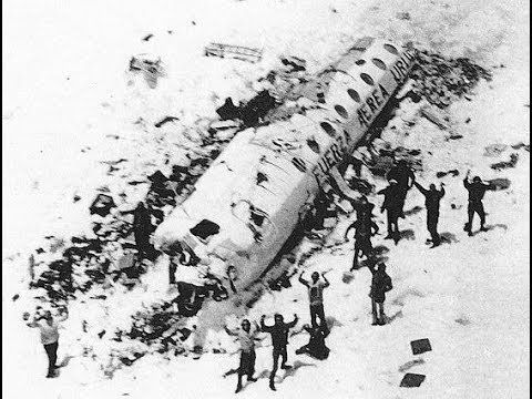 Roberto Canessa Relives A Plane Crash In The Andes 45 Years Ago Youtube