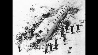 Roberto Canessa relives a plane crash in the Andes 45 years ago