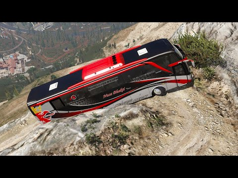 BISAKAH BUS NAIK GUNUNG CHILIAD?? - Grand Theft Auto V thumbnail