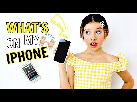 what&39;s on my new Iphone XS  cool apps and review 📱
