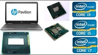 Апгрейд ноутбука. Как выбрать процессор Intel i3 i5 i7 (часть 1)