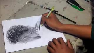 Neymar Jr. drawing | FC Barcelona.