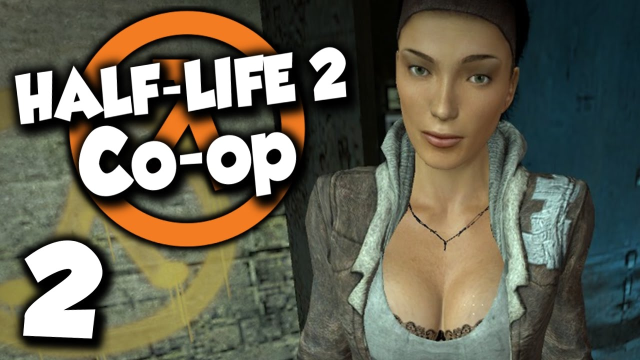 how to play half life 2 coop