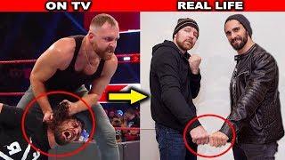 5 WWE Enemies Who Are Secret Best Friends in Real Life - Dean Ambrose & Seth Rollins Still Friends