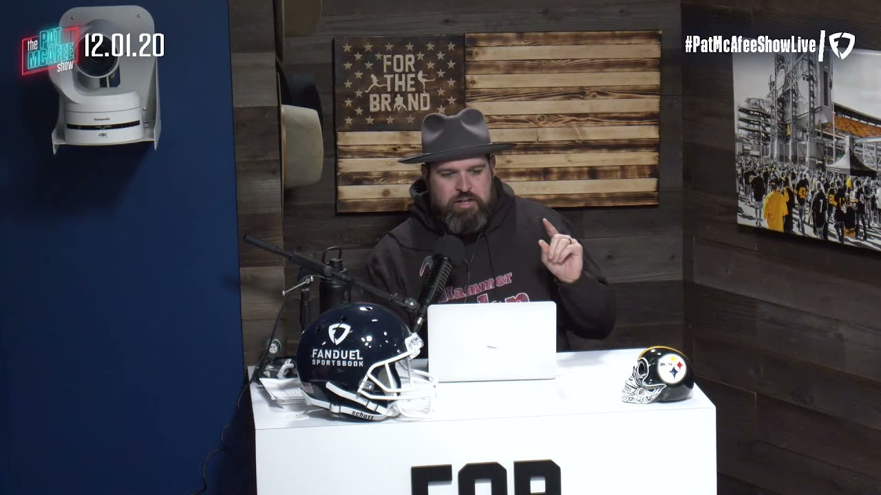 The Pat McAfee Show | Tuesday December 1st, 2020 - download from YouTube for free