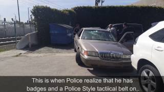 DRUGGED and DRUNK CIA Agent plays Demolition Derby in the Streets - clipguru