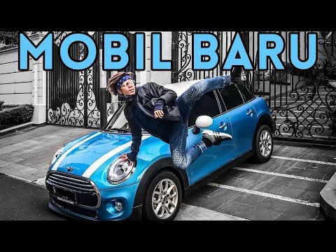 MOBIL BARU..... mini cooper