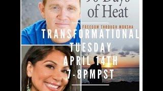How to transcend a painful divorce, Latina TV host w/ Deborah Deras