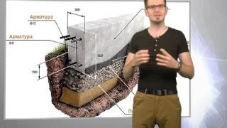видео Какой фундамент выбрать для дома из бруса