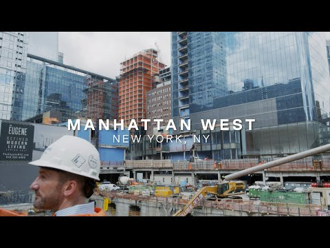 Community Building in America's Most Challenging City: Inside Manhattan West