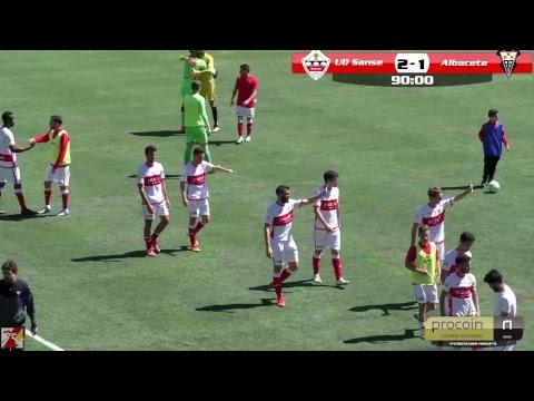 UD San Sebastían de los Reyes vs Albacete