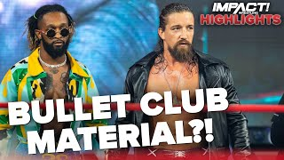 Switchblade/Bey Vs Good Brothers – BULLET CLUB CIVIL WAR! | IMPACT! Highlights July 29, 2021