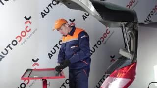 Πώς θα αντικαταστήσετε Φιλτρο πετρελαιου AUDI R8 4S - εγχειριδιο