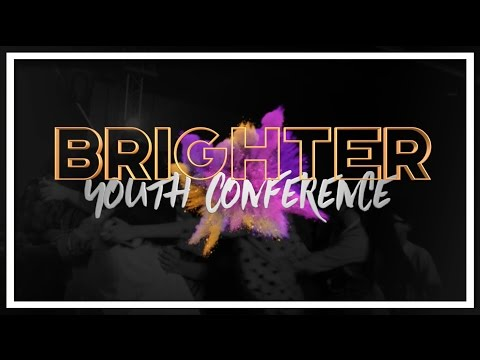 Kerygma Youth Conference 2016; Brighter - Highlights