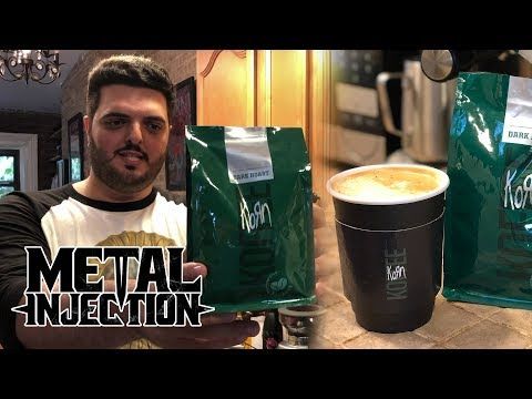 KORN KOFFEE - The Metal Injection Review
