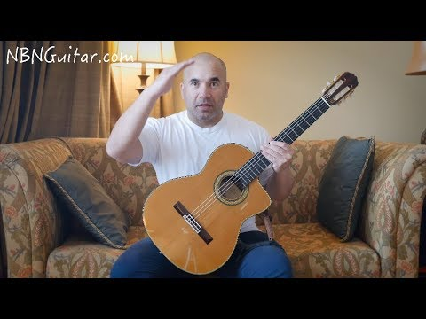 La Paloma | Sebastian Yradier | Guitar Lesson#1 (of 2) | NBN Guitar ...