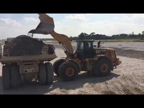 New Caterpillar 972M Wheel loader Loading dumper Perlini 366