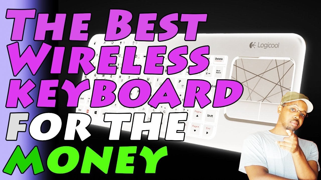 Product Review – Logitech K400r The BEST Wireless Keyboard For The Money K400